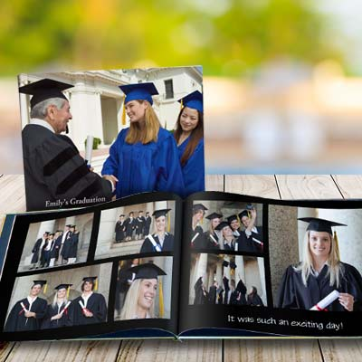 Collect your photo memories and create your own custom photo book or album to relive your best moments