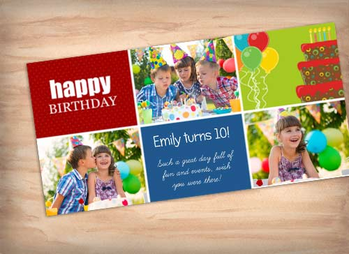 4x8 glossy photo cards