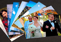 Choose from multiple sizes and preserve your memories with our custom photo prints.