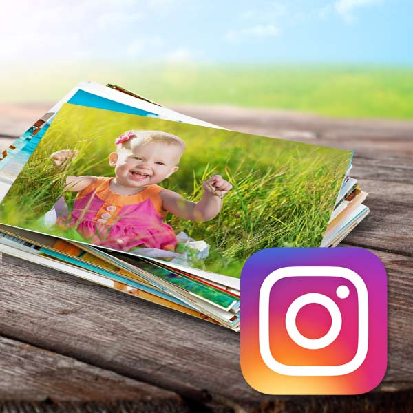 Print your Instagram favorite with MyPix2 and choose from several sizes and photo paper options.