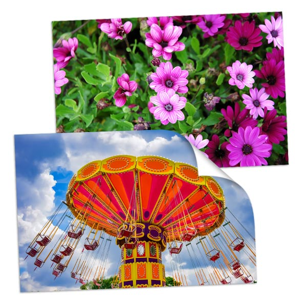 Our fine art prints are a wonderful way to display your favorite photos with deep, rich colors.