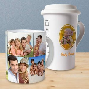 Create your own photo mug with MyPix2
