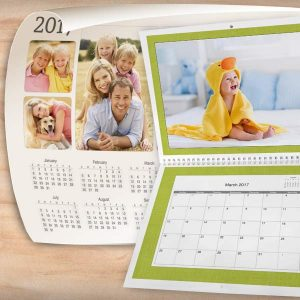 Choose a style and create your own personalized calendar that shows off your best pictures in style.