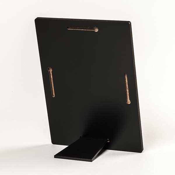 Our personalized desktop plaques are constructed for long-lasting durability and elegance.