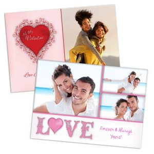 Create your own Valentine's day cards with MyPix2
