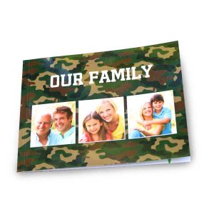 Create your own cover 4x6 photo book