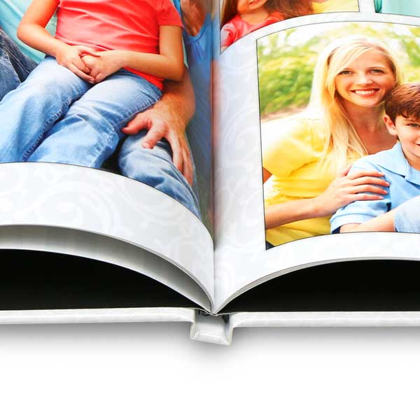 Create a durable high quality photo book to display your photos and family memories