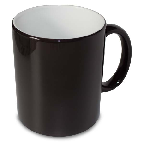 Watch your favorite photo appear while enjoying your morning coffee with our color changing mug.