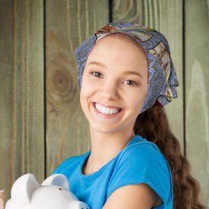 Design your own bandana with MyPix2 custom photo bandanas