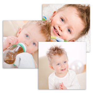 Create square 4x4 photo prints with MyPix2