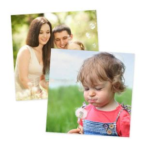 Enlarge your photos with large square 8x8 photo prints perfect for your instagram photos