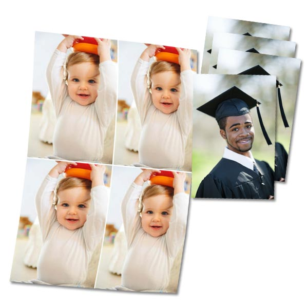 Order MyPix2 wallet photos for beautiful 2 x 3 inch wallet prints