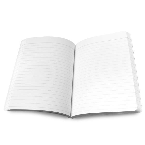 MyPix2 paperback journal offers lined page for writing your notes and thoughts