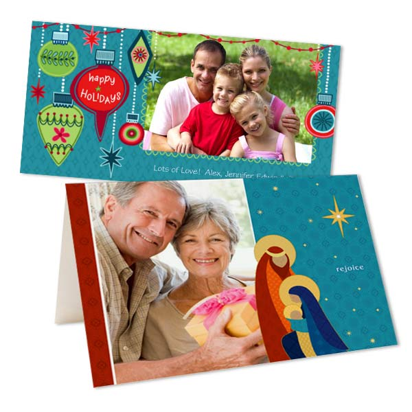 Shop for the season with MyPix2 Holiday Photo Cards and Greetings