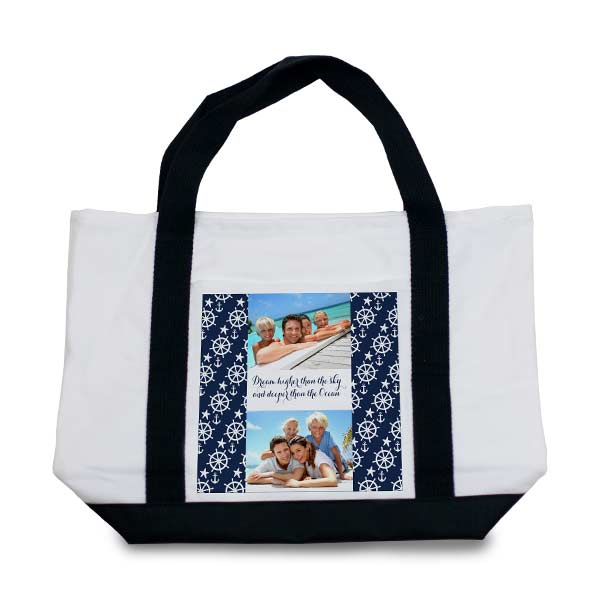 Custom Tote bags made of canvas are perfect for any and every day use