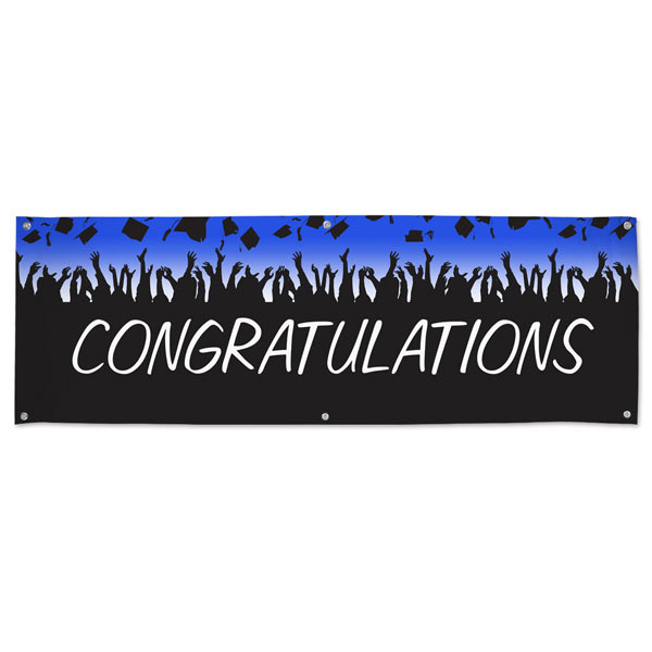 Celebrate with a party and congratulate your graduate for their success