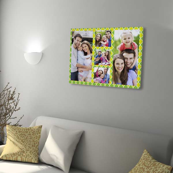 Decorate your home with photos using canvas picture prints