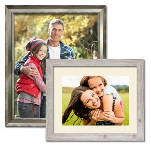 Stunning framed pictures and photo prints with mats for your walls